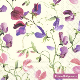 Emma Bridgewater Sweet Pea Multi Lunch Napkins