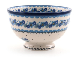 Bunzlau Bowl on Foot 18,5 cm Fresh
