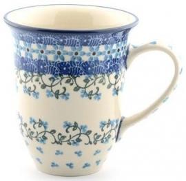 Bunzlau Tulip Mug 500 ml Vine