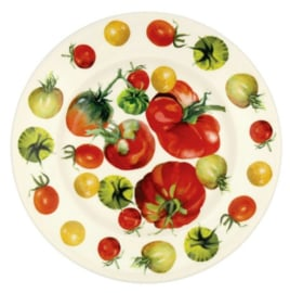 Emma Bridgewater Vegetable Garden Tomato 8,5 inch Plate