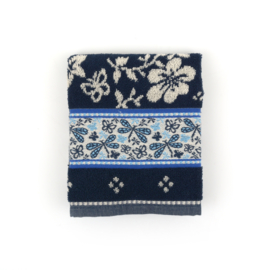 Bunzlau Kitchen Towel Dragonfly Dark Blue
