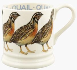 Emma Bridgewater Quail 1/2 Pint Mug
