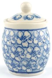 Bunzlau Miniature Jar Buttercup