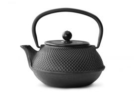 Bredemeijer Cast Iron Teapot Jang 0,8 liter Black