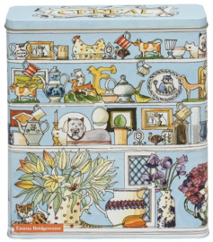Emma Bridgewater Cereal Tall Rectangular Storage Tin