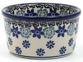 Bunzlau Ramekin Bowl 9 cm Belle Fleur