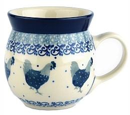 Bunzlau Farmers Mug 240 ml Chicken -Limited Edition-