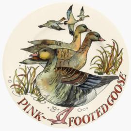 "Emma Bridgewater Pink Footed Goose 8 1/2"" Plate"