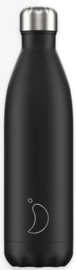Chilly's Drink Bottle 750 ml Matte Black