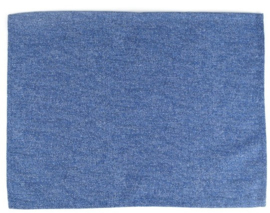 Bunzlau Placemat Dark Blue -set of 2-