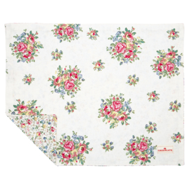 GreenGate Placemat Franka white