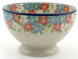 Bunzlau Bowl on Foot 630 ml June -Limited Edition-