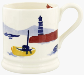 Emma Bridgewater Shoreline 1/2 Pint Mug