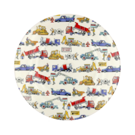 Emma Bridgewater Builders at Work Melamine Plate