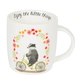 Mugs -stoneware-