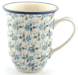 Bunzlau Tulip Mug 500 ml Summer Wind