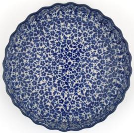 Bunzlau Pie Dish 480 ml / 15,5 cm Indigo