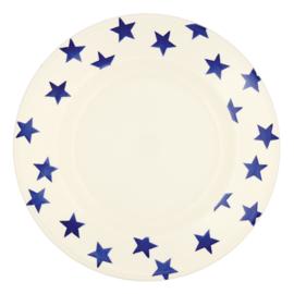 Emma Bridgewater Blue Star 10,5 inch Plate