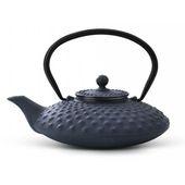 Bredemeijer Cast Iron Teapot Xilin 0,8 liter Blue