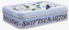 Emma Bridgewater Swallows Small Shallow Tin