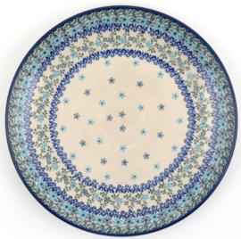 Bunzlau Plate 25,5 cm Garland