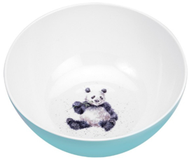 Wrendale Designs Panda Melamine Salad Bowl