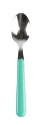 Brio Koffielepel / Dessertlepel Turquoise