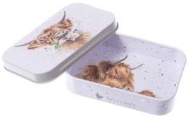 Wrendale Designs 'Daisy Coo' mini gift tin