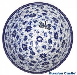 Bunzlau Berry Bowl Small Dragonfly