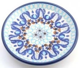 Bunzlau Teabag Dish 10 cm Marrakesh