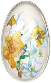 Emma Bridgewater Medium 'Daffodils' Egg-Shaped Tin