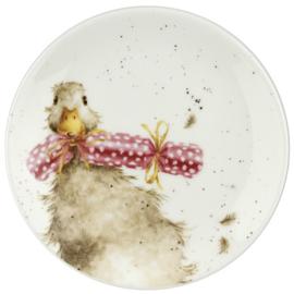 Wrendale Designs 'Festive Duck' Cake Plate