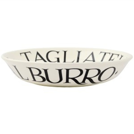 Emma Bridgewater Black Toast Small Pastabowl / Serving Dish - 2020