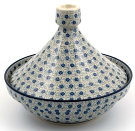 Bunzlau Tajine 1500 ml Flower Fountain