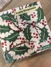 Emma Bridgewater Holly & Berry Lunch Napkins