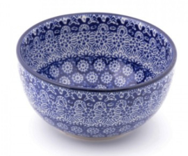 Bunzlau Rice Bowl 14 cm Lace