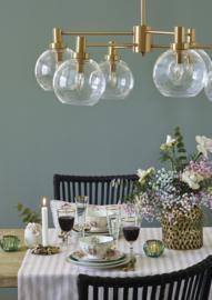GreenGate Dinnerplate Aurelia white -stoneware-