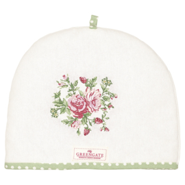 GreenGate Tea Cosy Mary white