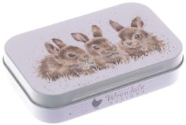 Wrendale Designs 'Daisy Chain' mini gift tin