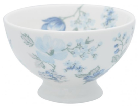 GreenGate Snack bowl Donna blue -stoneware-