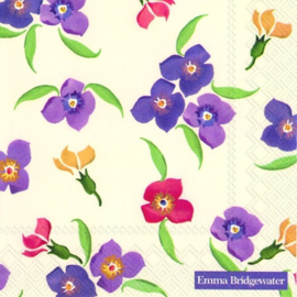 Emma Bridgewater Wallflower Cocktail Napkins