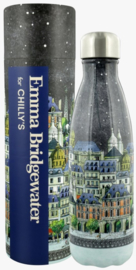 Chilly's Drink Bottle 500 ml Emma Bridgewater Cities of Dreams Paris -glad en glanzend-
