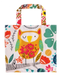 Ulster Weavers PVC Small Bag Twit Twoo