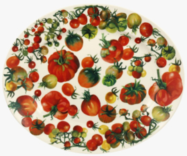 Emma Bridgewater Vegetable Garden Tomatoes Medium Oval Platter