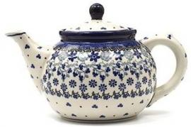 Bunzlau Teapot 1,3 l Belle Fleur