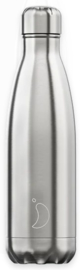 Chilly's Drink Bottle 500 ml Stainless Steel