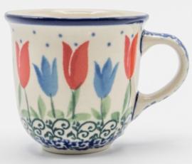 Bunzlau Tulip Mug 70 ml Tulip Royal -limited edition-