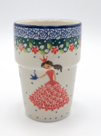 Bunzlau Milk Mug 240 ml Princess -Limited Edition-