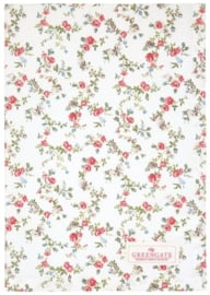 GreenGate Tea Towel Carly white *Limited Edition*