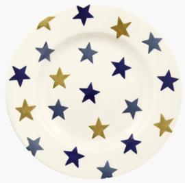 Emma Bridgewater Stormy Stars 8,5 inch Plate